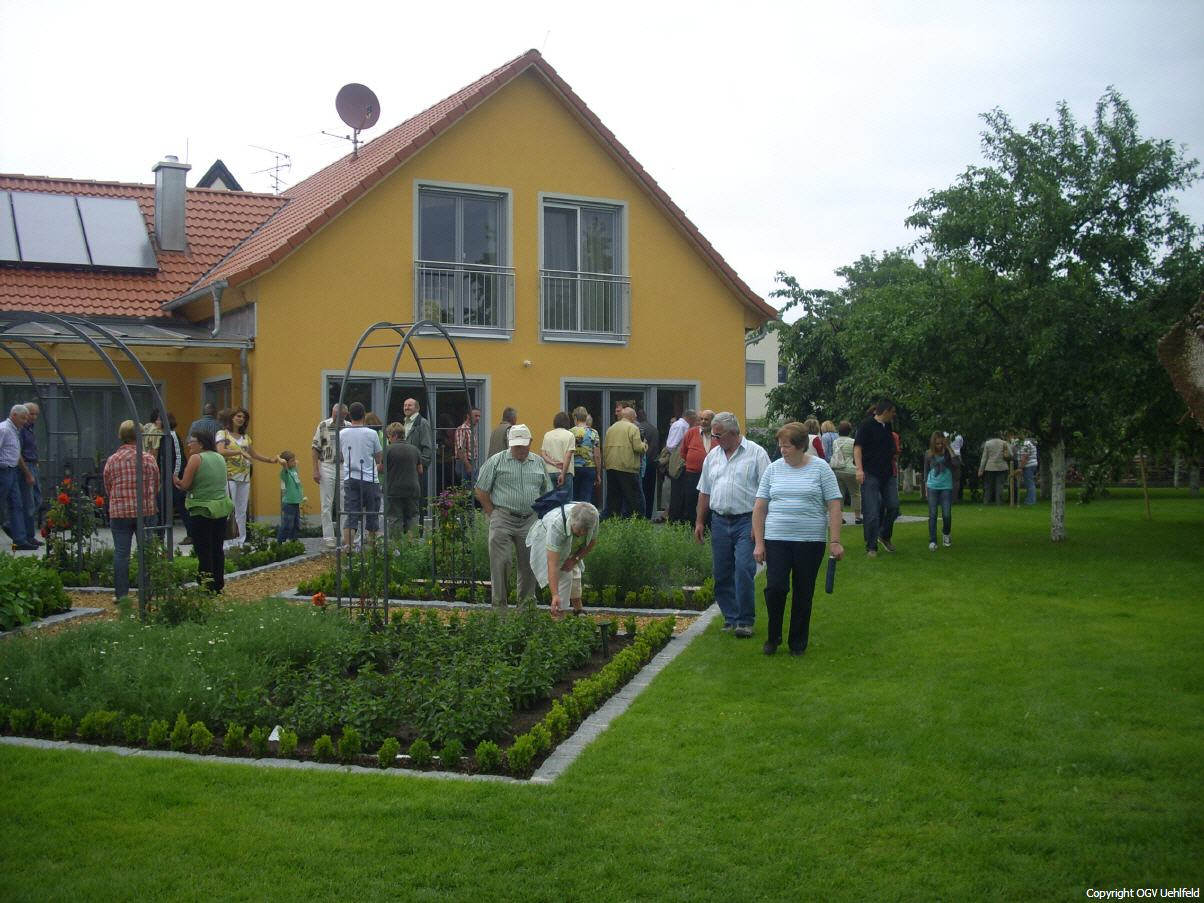 Tag der offenen gartent r - Gartenbau ulm umgebung ...